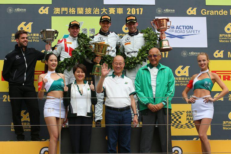 ル・マン/WEC   【順位結果】第64回マカオグランプリ FIA GTワールドカップ 決勝
