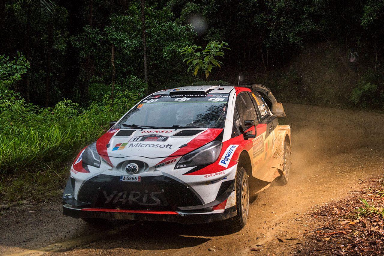 WRC:トヨタ、ラトバラがクラッシュも「全体的には素晴らしいパフォーマンスを発揮できた1年」