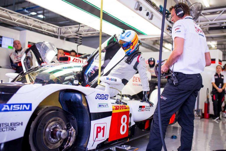 ル・マン/WEC | トヨタ、WECでのアロンソ起用を正式発表。F1重複以外の全戦に参戦へ