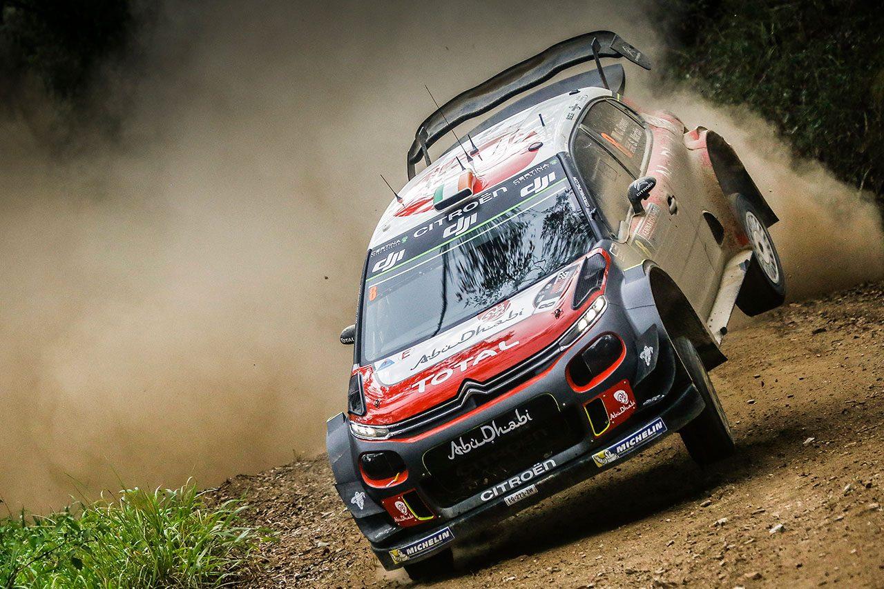 最終SSでリタイアしたラトバラ「すべての経験で学ぶことがある」/WRC第13戦オーストラリア デイ3コメント1