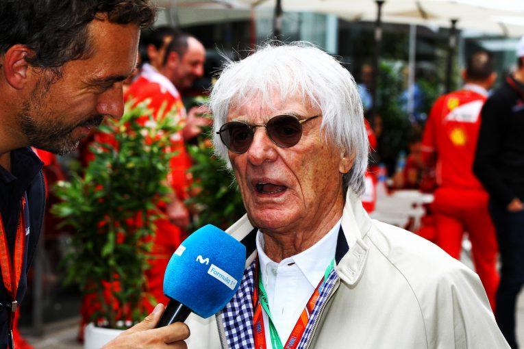 F1 | エクレストン、リバティのF1運営に不満。「これまでの基準をはるかに下回る」