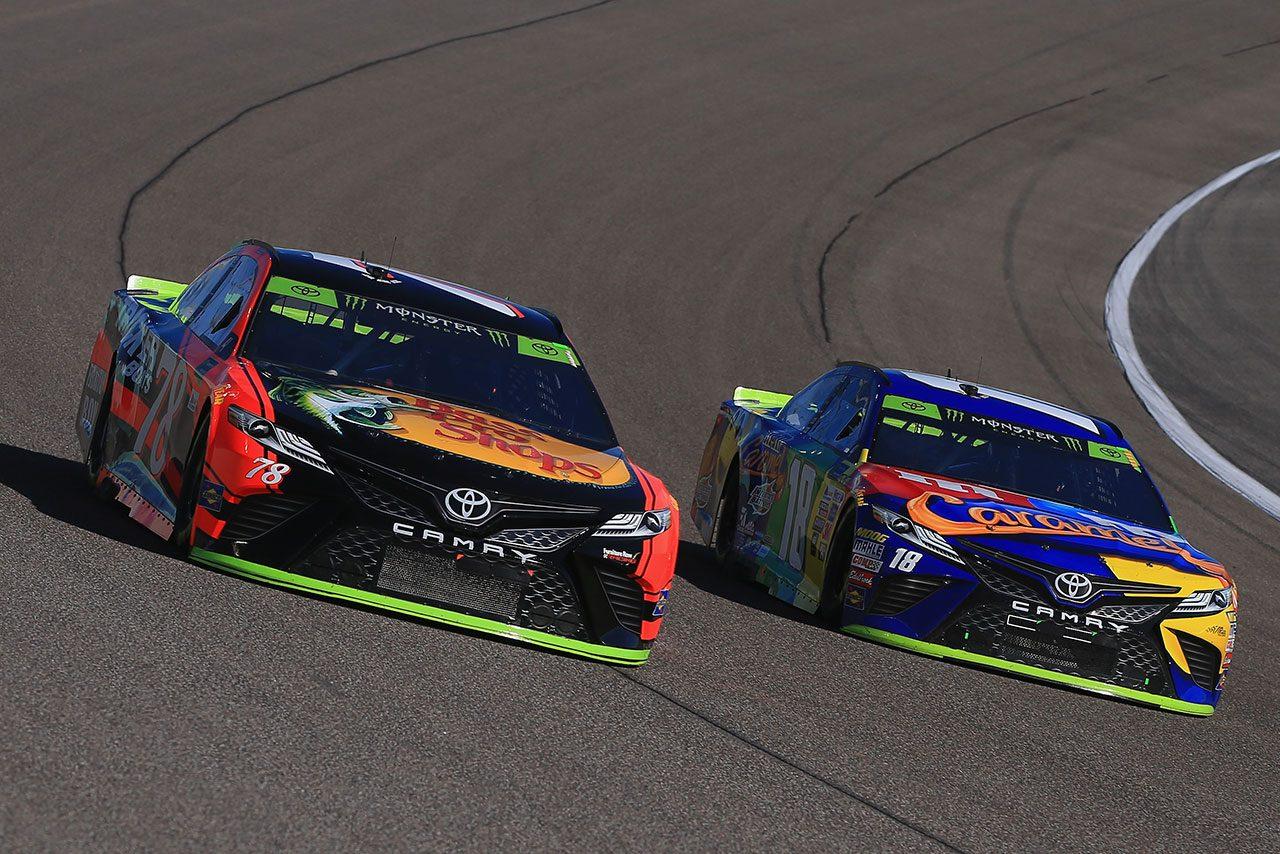 NASCAR第36戦:トゥルーエクスJr.、今季8勝目で初の王者に。トヨタはシリーズ2連覇