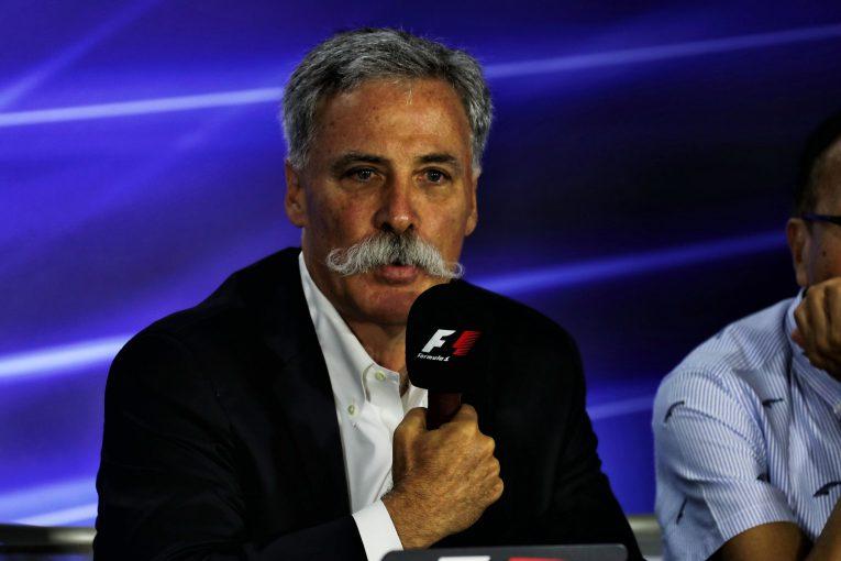 F1 | F1 CEO、新規則案の意図を説明。「新規参入チームを呼び込むために不可欠」