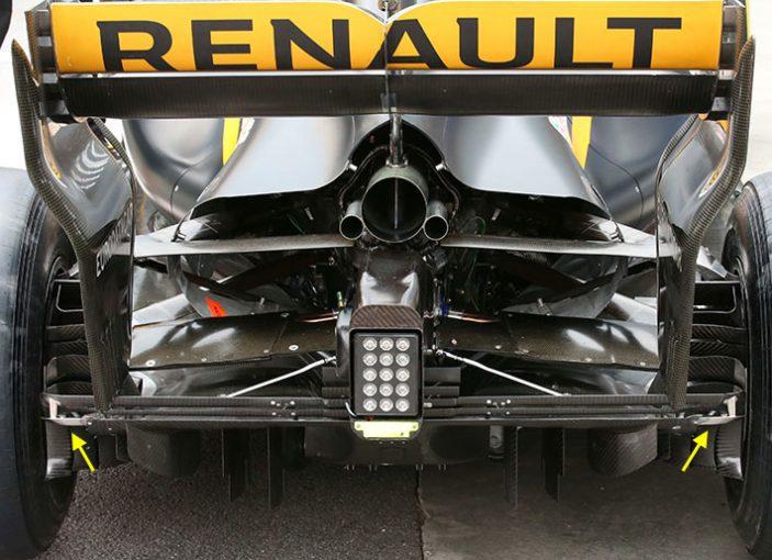 F1 | ブラジルGP技術解説(2):ルノーの積極的なアップデートは不発?