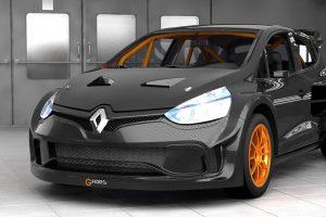 ラリー/WRC | 2018年の世界ラリークロスに『ルノー・クリオR.S.RXスーパーカー』が参戦へ