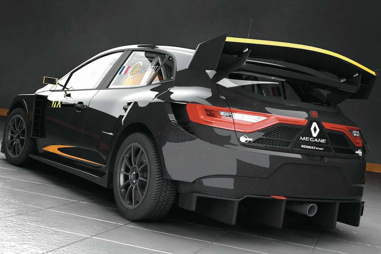 2018年の世界ラリークロスに『ルノー・クリオR.S.RXスーパーカー』が参戦へ