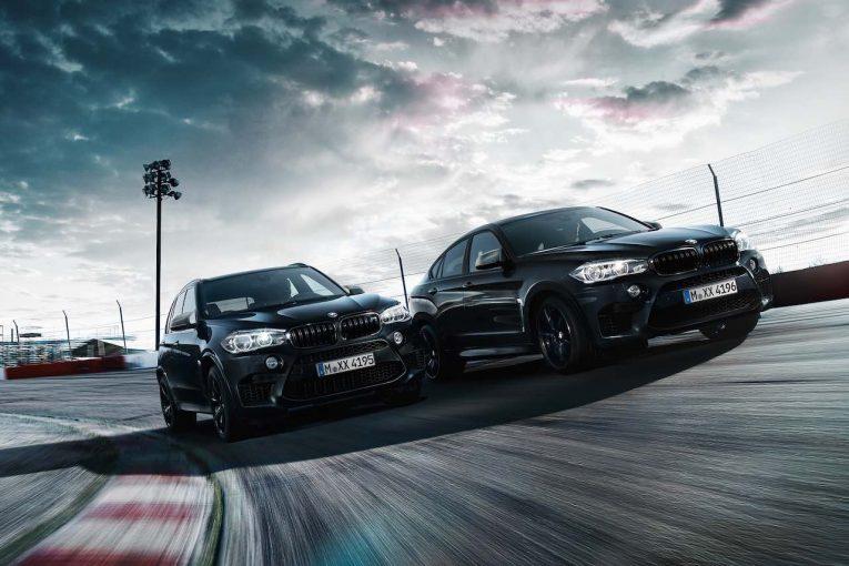 クルマ | 圧倒的性能を表す漆黒の限定車『BMW X6Mエディション・ブラック・ファイヤ』