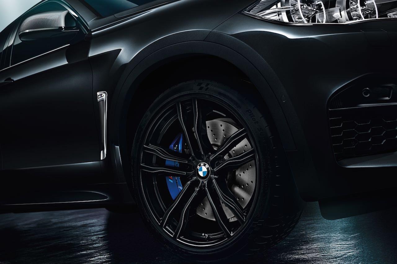 圧倒的性能を表す漆黒の限定車『BMW X6Mエディション・ブラック・ファイヤ』
