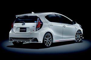 クルマ | トヨタ、『86』『ヴィッツ』などGRシリーズ4車種を発売。『ヴィッツGRMN』は限定150台