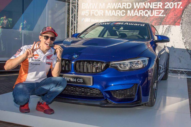 MotoGP   MotoGP:ホンダのマルク・マルケスが5年連続BMW・M・アワードを受賞