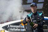 カリ・ロバンペッラはWRC2クラス優勝の史上最年少記録を打ち立てた