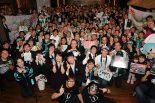 スーパーGT | 獲ったど〜! GOODSMILE RACING & Team UKYOが王座獲得の祝勝会を開催