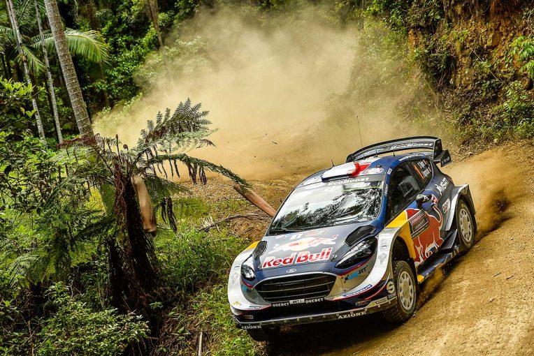 ラリー/WRC | WRC:3冠達成のMスポーツ「今年は信じられない年」。2018年トヨタ移籍のタナクに謝辞
