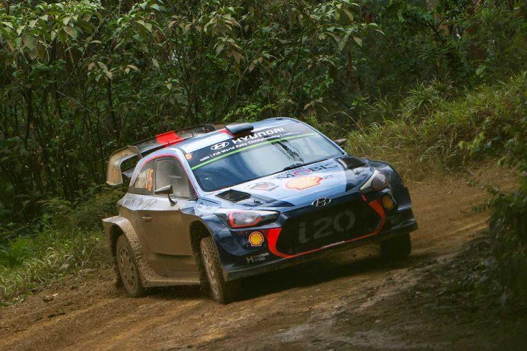 ラリー/WRC   【動画】WRC世界ラリー選手権第13戦オーストラリア ダイジェスト