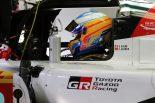 F1 | アロンソ、WECデビューに向け2018年仕様のトヨタを初テスト