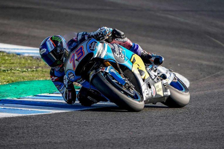MotoGP | MotoGP:へレスでのプライベートテストにマルケス弟が参加。中上は12番手
