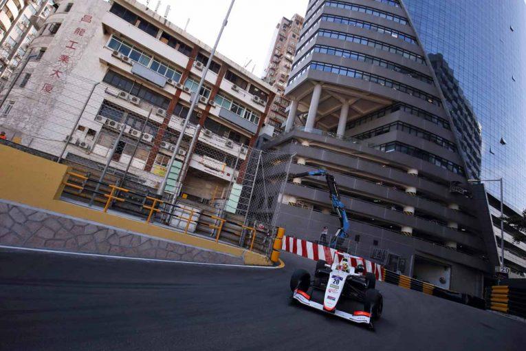 海外レース他 | FIA F3ワールドカップ:ThreeBond Racing with DRAGO CORSE 2017年マカオグランプリ レースレポート