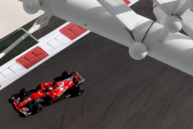 F1   F1アブダビGP FP1:ベッテルがトップタイム、マクラーレン・ホンダは7・8番手の好発進