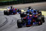 F1 | F1 Topic:トロロッソはホンダPUのコンパクトさに驚き。2018年の提携に向けた進捗状況