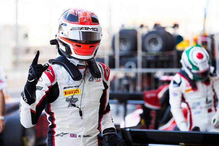 海外レース他 | 【順位結果】GP3第8戦アブダビ予選
