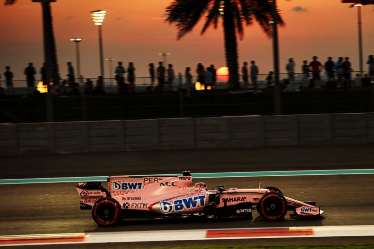 F1 | 【タイム結果】F1第20戦アブダビGP フリー走行2回目