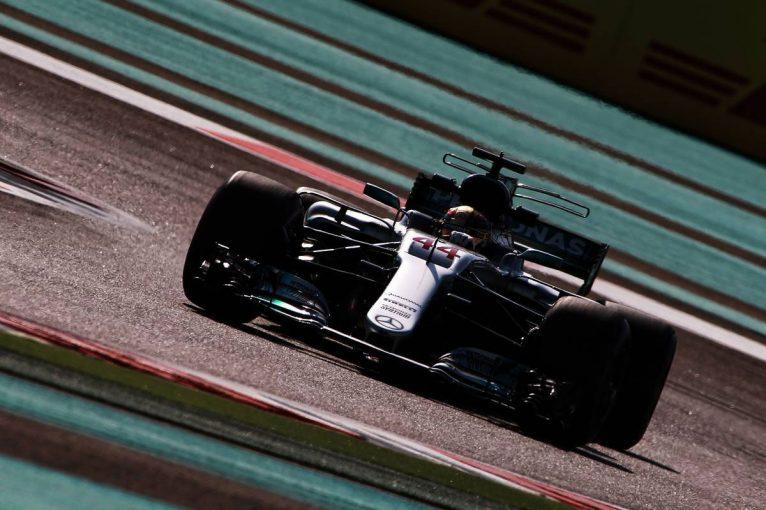 F1 | F1アブダビGP:コースレコードを更新したハミルトンが初日最速。アロンソも10番手と好調