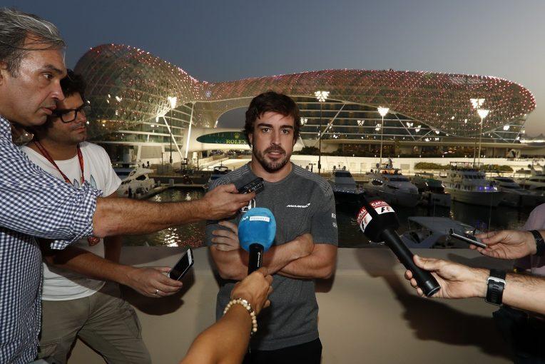 F1 | アロンソ「4チームの熾烈な戦いを勝ち抜き、トップ10に入ることを目指す」:マクラーレン・ホンダF1