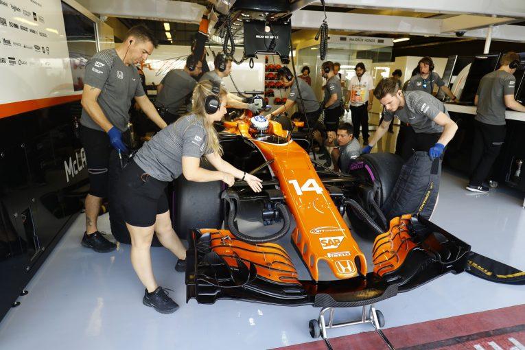 F1 | マクラーレン「初日から順調。このパッケージにはまだ隠された力がある」/F1アブダビGP金曜