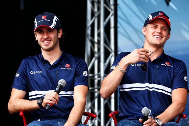 F1   ザウバーF1、ドライバー発表を来週に持ち越し。アルファロメオとの提携話は無関係と代表が示唆