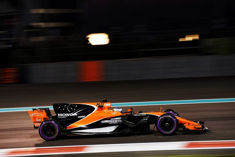 F1 | ホンダ「PUのパフォーマンスは安定している。最大限の力を引き出し、いいフィナーレを」F1アブダビGP土曜