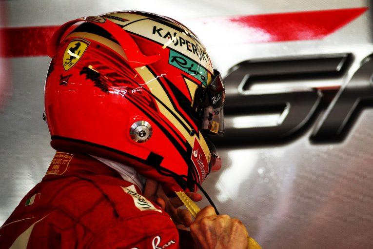 F1 | ライコネン予選5位「タイヤに苦しみ、まるで推測ゲームのようだった」:フェラーリ F1アブダビGP土曜