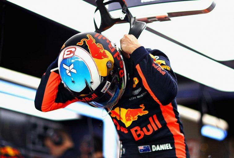 F1   リカルド4位「やっといい予選ができて嬉しい。なにがなんでも表彰台を取りにいくよ!」レッドブルF1