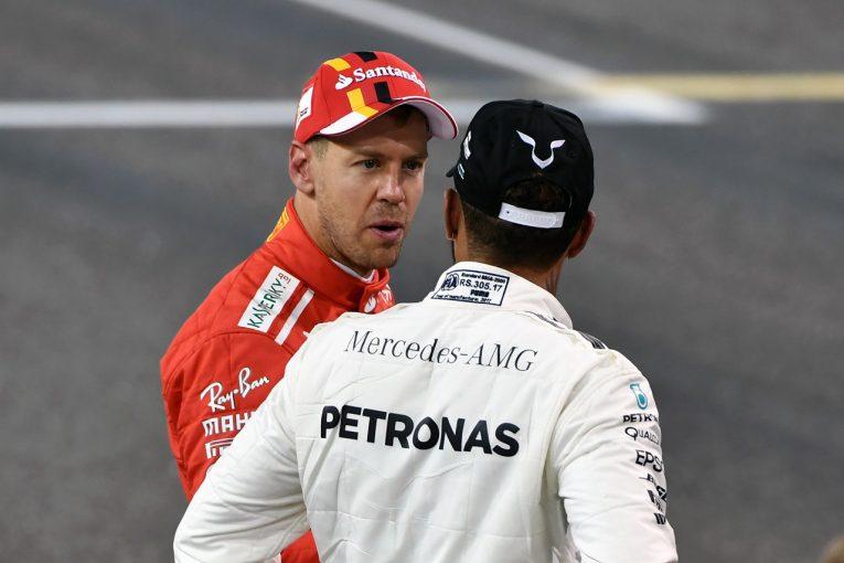F1 | ベッテル予選3位「メルセデスに大差をつけられて残念。でも優勝を諦めてはいない」フェラーリF1アブダビGP