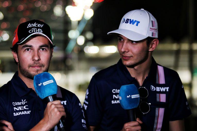 F1 | ペレス予選8位「ヒュルケンベルグに僅差で負けて悔しい。明日は早々に抜きたい」フォース・インディアF1