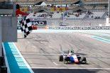 海外レース他 | 【順位結果】GP3第8戦アブダビ決勝レース2
