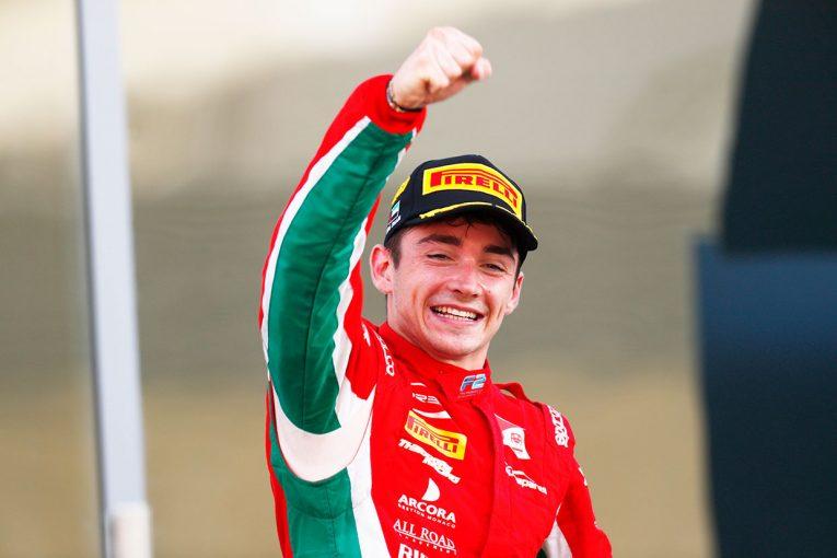 海外レース他 | 【順位結果】FIA F2第11戦アブダビ決勝レース2