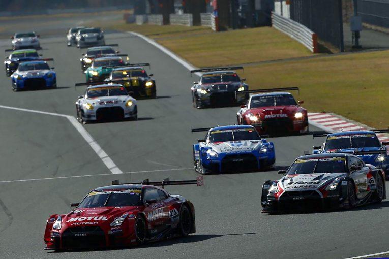 スーパーGT | 20回目を迎えたニスモフェスティバル開催。歴代GT-Rが富士スピードウェイを快走