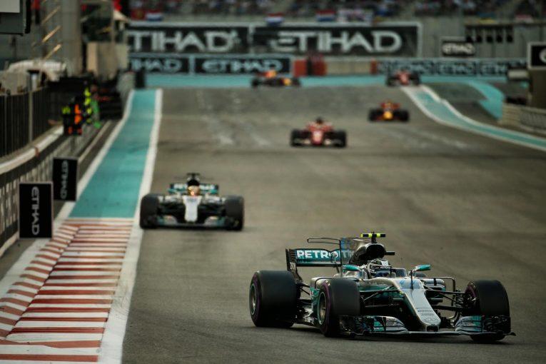 F1 | 【順位結果】F1第20戦アブダビGP決勝