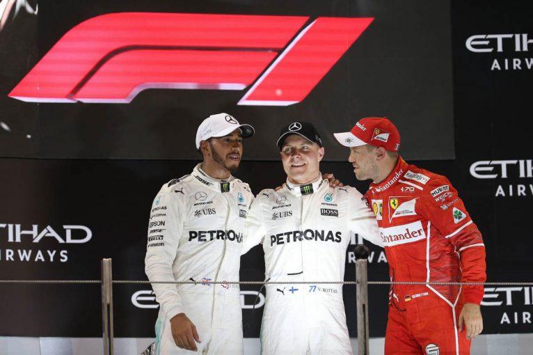 F1   F1第20戦アブダビGPフォトギャラリー