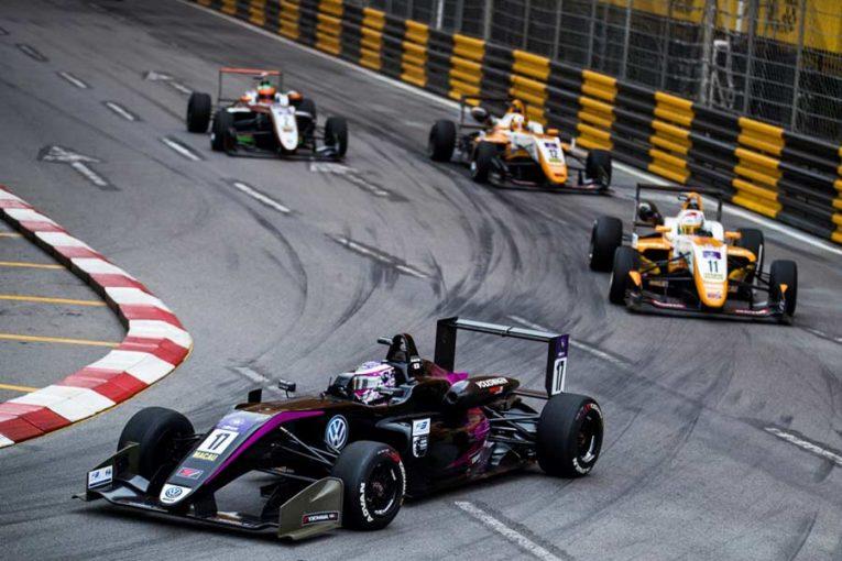 海外レース他 | F3マカオGP初挑戦の佐藤万璃音。トラブルを抱えながらも「ひとつひとつ課題をクリアできた」