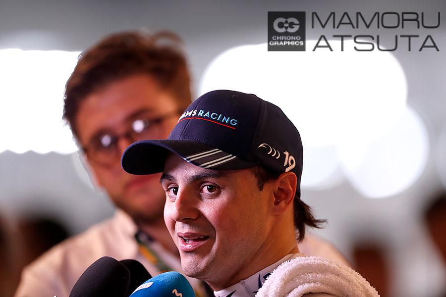 モタスポブログ | Shots!──まだまだトップクラスの実力を見せるマッサ@熱田カメラマン F1アブダビGP 土曜