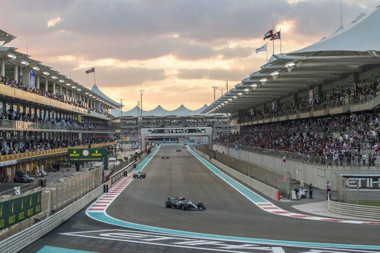 F1 | F1アブダビテスト直前情報:全10チーム参加。注目のクビカ登場&マクラーレンは2台走行