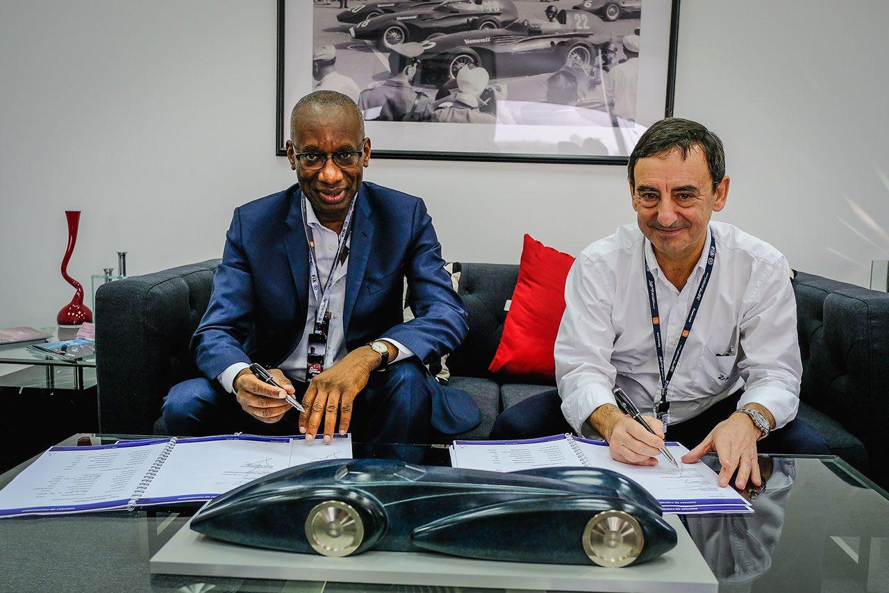 トタル、ACO主催レースのオフィシャルフューエルサプライヤーに就任。2022年まで5年間