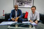 ACOフランス西部自動車クラブとACOは、5年間に及ぶパートナーシップ契約を交わした