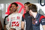 F1 | グロージャン「チームとして2年目。僕たちは多くのことを学んだ」:ハースF1 アブダビGP日曜