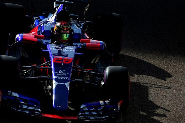 F1 | ハートレー「この数週間は大変だった。やっと休暇が取れてうれしいよ!」:トロロッソF1 アブダビGP日曜