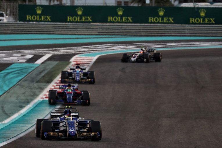 F1   ウェーレイン「シーズン最後にアクションたっぷりの楽しいレースができた」:ザウバーF1 アブダビGP日曜