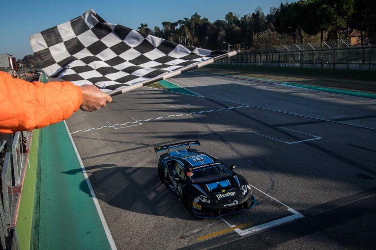 海外レース他 | ランボルギーニ・スーパートロフェオ:2017ワールドファイナル イモラ レースレポート