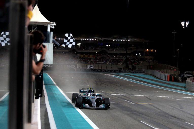 F1 | 【F1アブダビ無線レビュー】ハミルトンとの直接対決を制したボッタス、2018年を飛躍の年にする重要な勝利