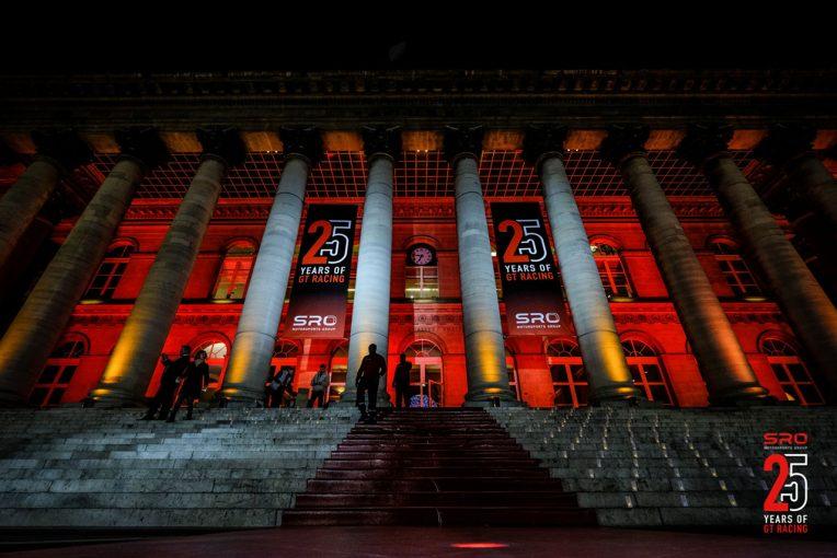 ル・マン/WEC | SROの25周年記念イベント開催。2018年10月にはプロアマによるGT3頂上決戦も